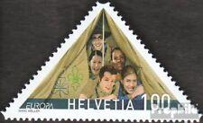 Suisse 2011 (complète edition) neuf avec gomme originale 2007 scout