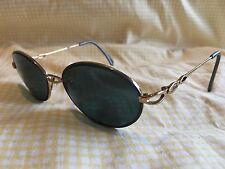 Silhouette M6373 V 6051 52 16 125 Gold RX Sunglasses Made in Austria