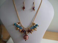 Handmade Turquoise Costume Jewellery Sets