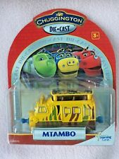 CHUGGINGTON  DIE-CAST  MTAMBO ENGINE ~ LEARNING CURVE ~LC54010 ~ NEW IN PACKET