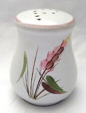 DENBY Langley HARVEST Pepper Pot Shaker A. College England Stoneware