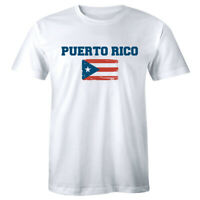 Puerto Rico Symbol Rican Distressed Country Born From PRI Juniors V-Neck T-Shirt