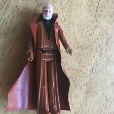 Star Wars 1977 Obi-Wan (Ben) Kenobi White Hair Cape Kenner Original 12 Nice!