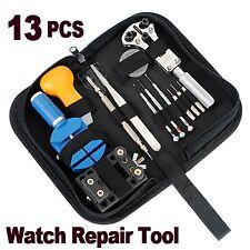 Reloj Pulsera 13PC De Batería Kit de herramientas de reparación reparaciones