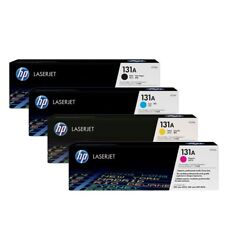Set HP Genuine 131A Toners CF210A CF211A CF212A CF213A  For LJ PRO 200 M251 M276