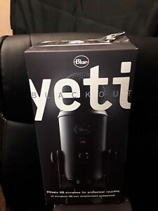 Yeti Microphone (Black)