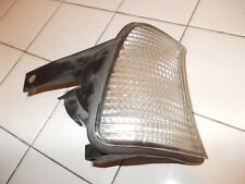 1989-1995 BMW 525 Right Front PARK / TURN SIGNAL LIGHT HOUSING Clear Lens