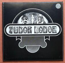 TUDOR LODGE - TUDOR LODGE GERMANY RE 1990 FOLDOUT COVER/VERTIGO LABELS