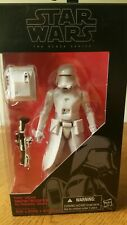 Star Wars The Black Series First Order Snowtrooper Du Premier Ordre #12