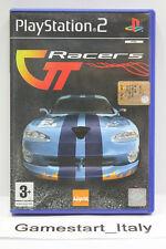 GT RACERS (PS2) - VIDEOGIOCO USATO PERFETTAMENTE FUNZIONANTE - PAL