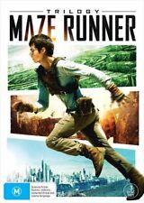 Maze Runner (DVD, 2018, 3-Disc Set)