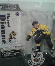 McFarlane NHL Legends,Series 3- Marcel Dionne- Los Angeles Kings/ Factory Sealed