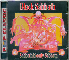 Black Sabbath - Sabbath Bloody Sabbath rare unique CD Euroton - Pop Classic S/S