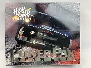 Dale Earnhardt Power Pak Goodwrench High Gear Racing 20 Card Team Set NEW SEALED