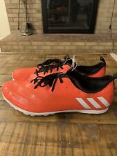 Adidas Axc Track, Cross Country Ba8387 Orange Mens Sz 14 New Rare