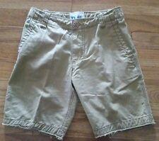 P.S. Aeropostale Kids Boys Khaki Shorts Size 7