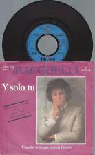 """7""""    Bacchelli – Y Solo Tu"""