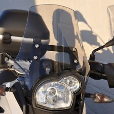 BMW G650GS touring tall screen, clear or light grey or dark grey
