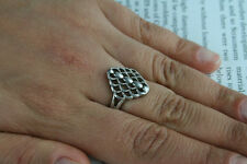 Vintage Sterling Silver Woman's Ring size 4  1/2