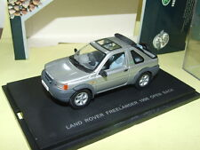 LAND ROVER FREELANDER 1998 Gris UNIVERSAL HOBBIES