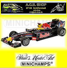 Red Bull Racing Renault RB6 Formula1 Winner Brazil GP 2010 Vettel 1:18 Minichamp