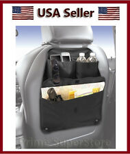 Back Seat iPad/DVD Tablet Multi Pocket Compartment Storage Organizer Car/Truck