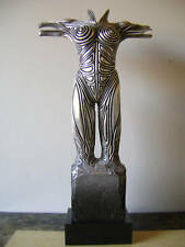 """Han Vo Sculpture Collection Signed bronze  """"FEMALE TORSO"""" Limited Edition 12/150"""