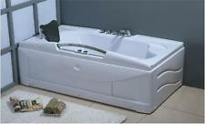 1 Person Free Standing Spa Bath 14 Massage Jets 1.0HP A001