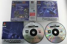 PLAY STATION PS1 PSX G-POLICE PLATINUM COMPLETO PAL ESPAÑA