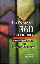 The Power of 360 Degree Feedback: Maximizing Managerial and Leadership Effective