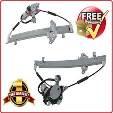 WINDOW REGULATOR FITS NISSAN X-TRAIL T30 FRONT RIGHT HAND SIDE with motor