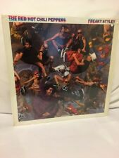 THE RED HOT CHILI PEPPERS FREAKY STYLEY LP 1985 SHRINK PUNCH HOLE BEAUTIFUL COPY