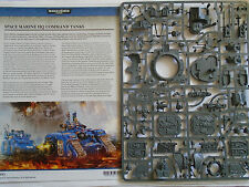 Warhammer 40k Space Marine Command Tank Upgrade Sprue for Land Raider and Rhino