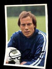Werner Scholz VFL Bochum Bergmann Sammelbild 1972-73 Original Signiert+ A 116175