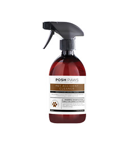 Posh Paws 500ml Pet Accident Cleaner Spray Urine Stains Cat Dogs Puppy Kitten BB