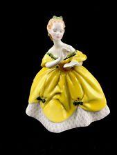 Royal Doulton Porcelain Figurine The Last Waltz 1965 Dancing Ladies Series 7-3/4