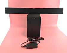 Klipsch Reference R-10B Home Theater System SoundBar with Wireless Subwoofer