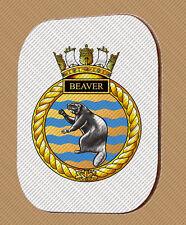 HMCS BEAVER COASTER ROYAL CANADIAN NAVY