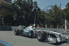 "F1 Driver Formula One Nico Rosberg Hand Signed Photo 12x8"" AD"