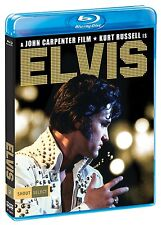 ELVIS BLU-RAY - JOHN CARPENTER - KURT RUSSELL - SHOUT FACTORY