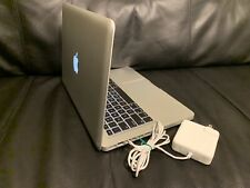 """Apple MacBook Pro Silver 13"""" MC374LL/A New 256GB SSD 2.40GHz 8GB. OS High Sierra"""
