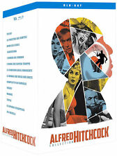 ALFRED HITCHCOCK COMPLETE COLLECTION - COFANETTO 15 DISCHI - BLU-RAY NUOVO