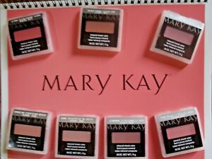 Mary Kay Mineral cheek color **Sparkling Cider** LOT OF 2 FRESH, + FREE BRUSH!