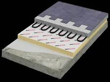Fußboden Energiespardämmung  PIR Wärmedämmung Estrich Enertherm 60mm PUR
