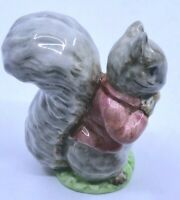 Beatrix Potter TIMMY TIPTOES Warne & Co. Ltd. BESWICK1948 Copyright FIgurine