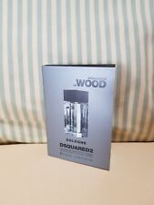 DSQUARED2 - He Wood - Eau de Cologne Pour Homme - 1,5 ml Sample New