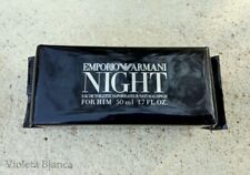 Eau de toilette EMPORIO ARMANI NIGHT for him / para hombre. 50 ml. NUEVO / NEW