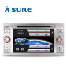 2 DIN Car 3G BT GPS Sat Nav DVD Player Ford C S-Max/Fiesta/Transit/Kuga +Camera