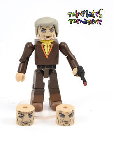 Lost in Space Minimates Color Dr. Zachary Smith