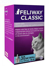 FELIWAY Classic 30 day Refill, comforts cats and helps solve Pack of 1